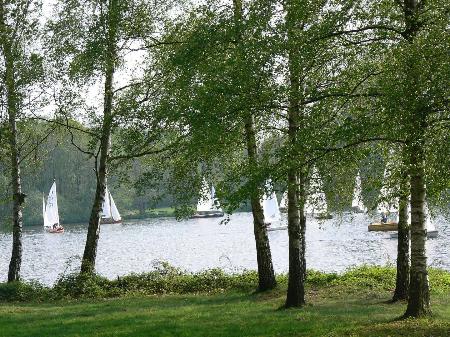 Fahrtensegeln am De Wittsee